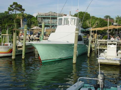 Visit Ocracoke and enjoy their enchanted fishing village.  We recommend a day trip to see the island.  Very limited hotel accomodations are there.