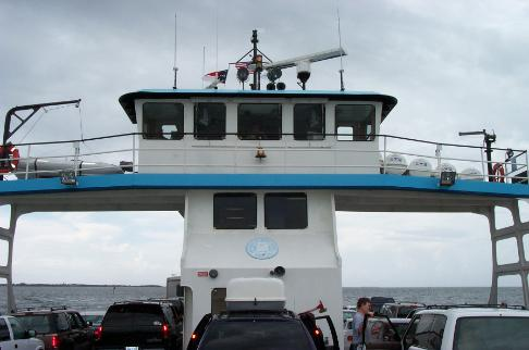 North Carolina operates an excellent ferry system to transport you across the many waterways.  A ferry ride is not required to get to Smileaway. We recommend a one day trip to Ocracoke from the Hatteras Ferry
