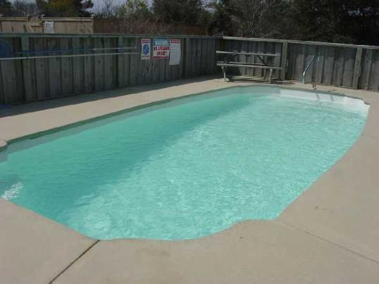Take a Dip in our 30X14 private pool!  Cool off or get a tan.  Don't forget the sunscreen!!