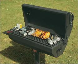 New Deluxe Covered Grill - 500